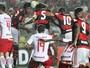 Globo exibe Palmeiras x Figueirense e Flamengo x Internacional no dia 16