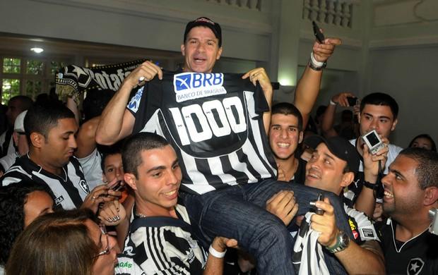 tulio maravilha botafogo (Foto: André Durão/Globoesporte.com)