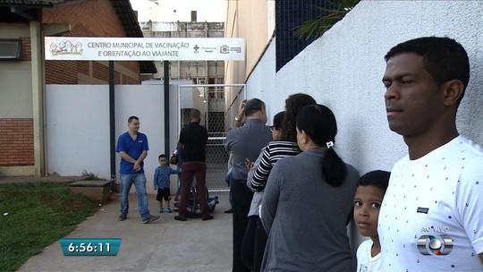 Secretaria de Saúde libera vacina contra gripe para toda população de Goiás