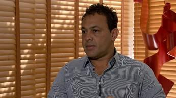 Régis Carvalho diretor de futebol do Brasília (Foto: Reprodução / TV Globo)