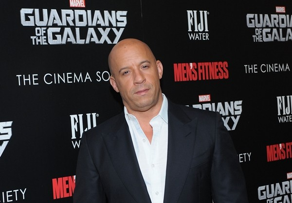 Vin Diesel  (Foto: Getty Images)