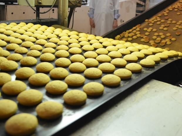 Hipopó conta hoje com biscoitos recheados, pães de mel, entre outros itens (Foto: Adriano Oliveira/G1)