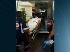 Fã é internada após ser atingida por garrafa em show de Gusttavo Lima