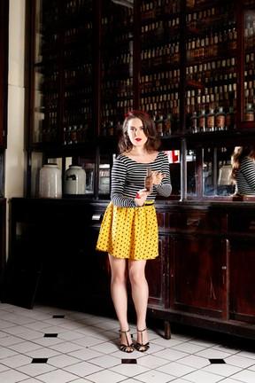 Alessandra Maestrini posa para o EGO (Foto: Marcos Serra Lima / EGO)