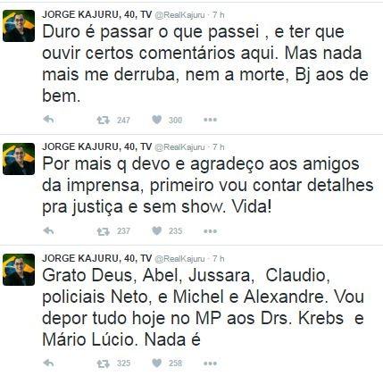Jorge Kajuru (Foto: Reprodução / Twitter)
