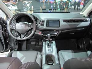 Auto esporte honda mostra interior do hr v nacional for Honda hr v interieur