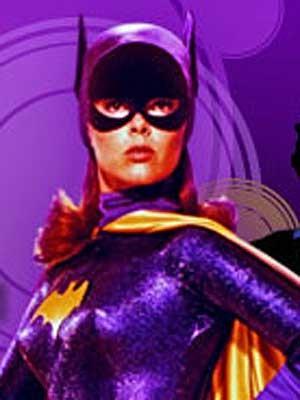 Yvonne Craig, como Batgirl (Foto: Reprodução / www.yvonnecraig.com)