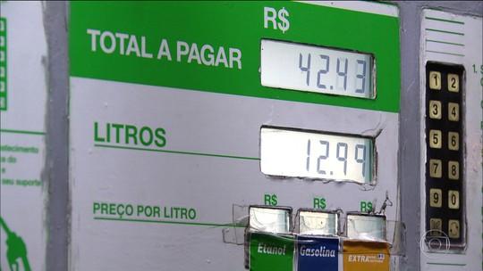 Preço dos combustíveis não para de subir pelo país