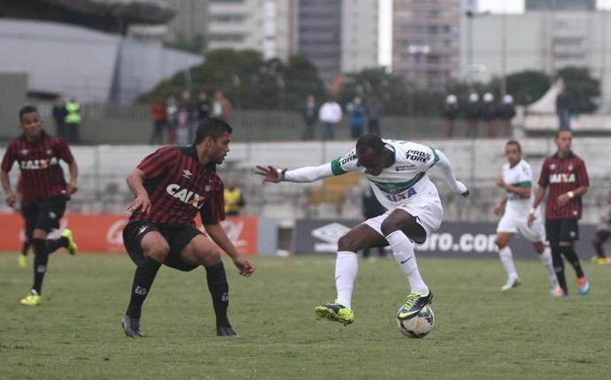 coritiba geraldo atlético-pr atletiba (Foto: Divulgação/Coritiba)