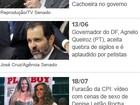 CPI do Cachoeira adia mais uma vez leitura do relatório de Odair Cunha
