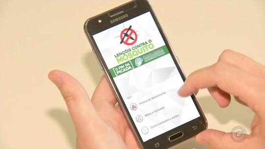 Aplicativo de celular ajuda no combate contra dengue em Lençóis Paulista