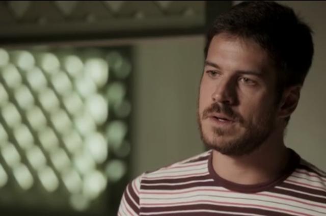 'A força do querer': Marco Pigossi é Zeca (Foto: TV Globo)
