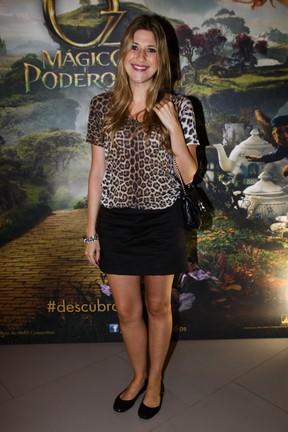 Dani Calabresa em pré-estreia de filme em São Paulo (Foto: Manuela Scarpa/ Foto Rio News)