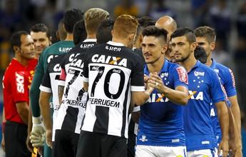 Rivais no Z-4, Figueirense e Cruzeiro têm confronto direto em Florianópolis