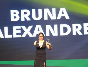 Bruna Alexandre, Prêmio Paralimpico (Foto: Andre Durão)