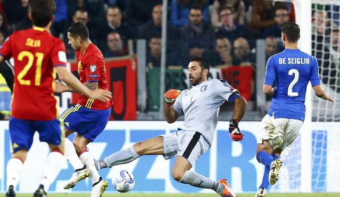 2a5161c387e36 De Rossi brinca com erro de Buffon