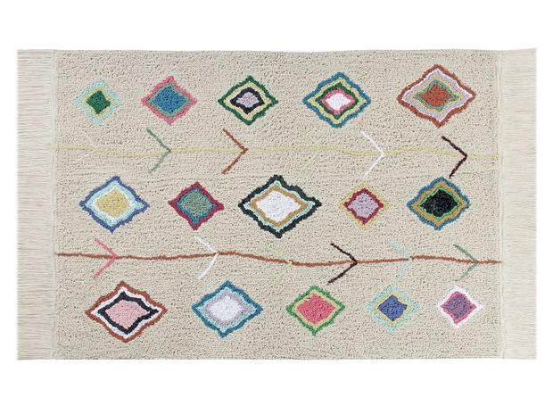 As peças da linha Marrocos tem dimensões maiores, e podem ser usados em diferentes ambientes da casa (Foto: Divulgação)