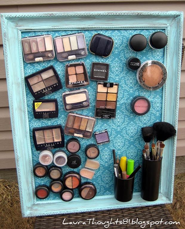 organizador-maquiagem (Foto: Laura Thoughts/Reprodução)