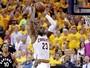 Cavaliers desafiam jejum em Toronto por segunda final consecutiva da NBA