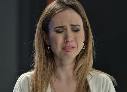 Danda sofre com fim de namoro com Cícero