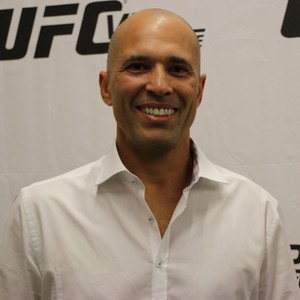 MMA - UFC 172 - Royce Gracie (Foto: Evelyn Rodrigues)