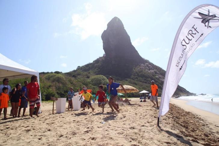 Campeonato de Surfe Fernando de Noronha 2