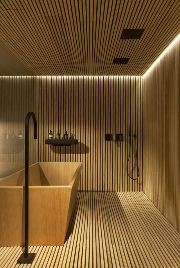 Casa Vogue Ama: tendência banheiros spa (Foto: Felipe Araújo)