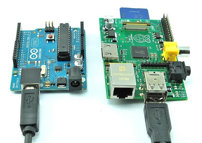 Arduino é ideal para controle de hardware, já Raspberry é indicado para projeto com software (Foto: Divulgação)