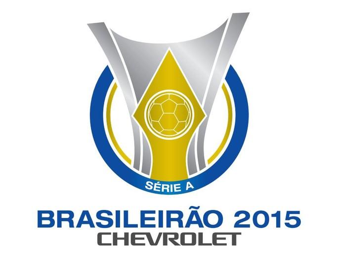 Logomarca Brasileirão 2015 Campeonato Brasileiro Série A (Foto: Divulgação/CBF)