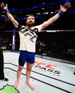 Paul Craig x Henrique Frankenstein UFC (Foto: Getty Images)