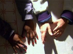 Casal de mulheres vai se casar este mês em Santa Rita do Sapucaí (Foto: Reprodução EPTV)