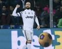 Higuaín marca, Juventus vence jogo adiado e abre sete pontos para Roma