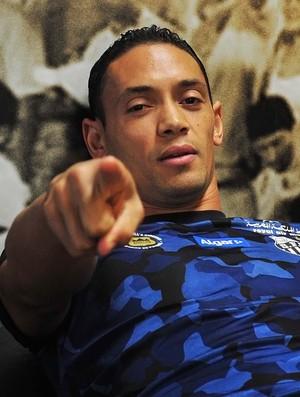 Ricardo Oliveira Santos (Foto: Ivan Storti / Divulgação Santos FC)