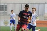 Brasileiro, camisa 10 da base do Barça treinará com Seleção sub-17 em junho