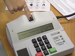 Biometria (Foto: Reprodução)