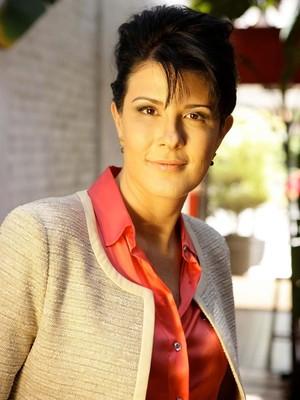 A empreendedora Patrícia Calderon, fundadora da Calderón Decor (Foto: Divulgação)