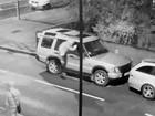 Trio é flagrado destruindo espelhos retrovisores de 15 carros na Inglaterra