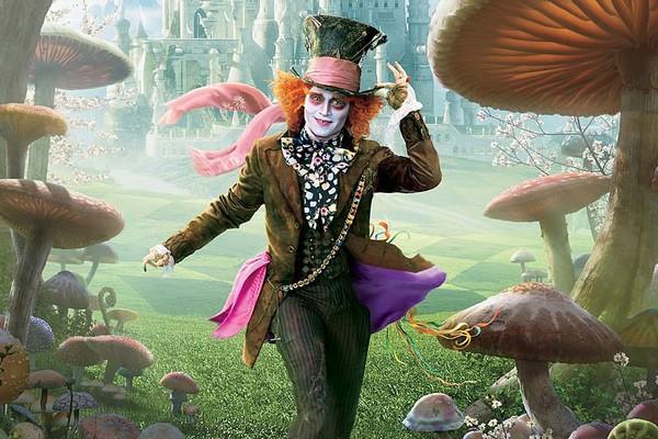 Sequência de 'Alice no País das Maravilhas' é dirigida por Tim Burton (Foto: Divulgação)