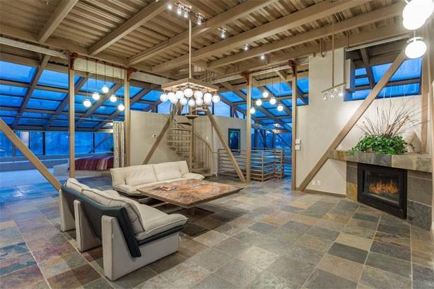 Casa mais alta do mundo está à venda por R$ 4,6 milhões (Foto: Divulgação)