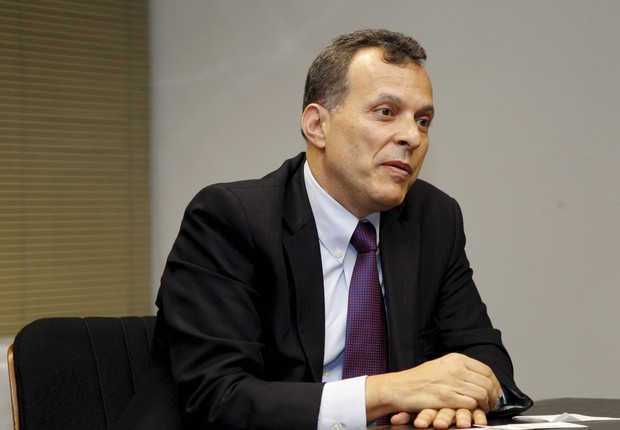Leonardo Pereira, presidente da CVM (Foto: OGlobo)