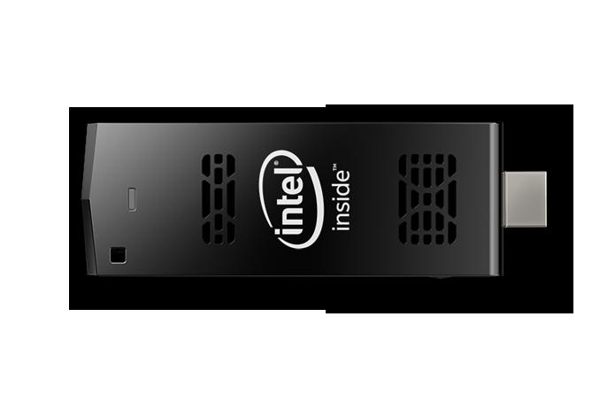 Stick da Intel roda Ubuntu em qualquer TV com HDMI (Foto: Reprodução/Intel)