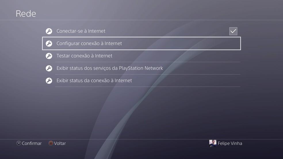 Como resolver o erro WS-37397-9 no PS4 (Foto: Reprodução/Felipe Vinha)