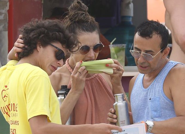 Alessandra Ambrosio (Foto: Gabriel Reis/AgNews)