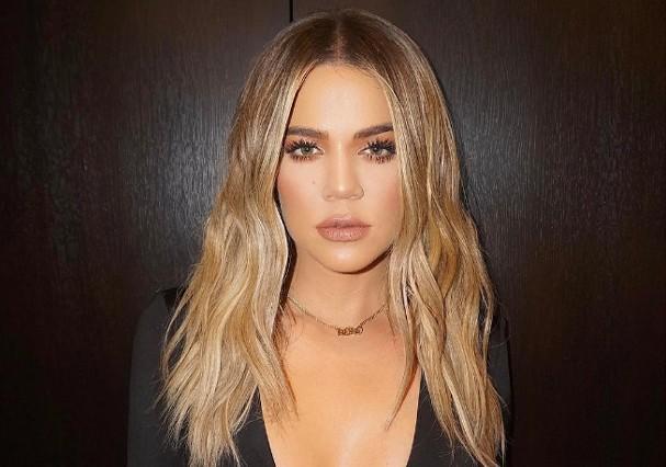Khloé Kardashian está grávida (Foto: Instagram/Reprodução)