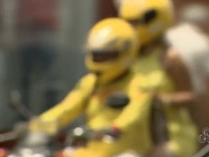 Estupro cometidos por mototaxistas clandestinos ocorreram em Macapá (Foto: Reprodução/TV Amapá)
