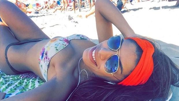 Ex-BBB Franciele Almeida (Foto: Instagram / Reprodução)