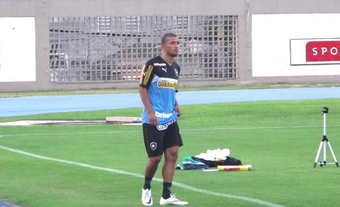 Rogério Botafogo  (Foto: Fred Huber)