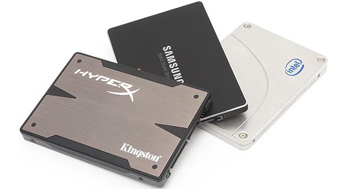 Modelos da Intel e os mais simples de Samsung e Kingston foram os primeiros a cair (Foto: Reprodução/Tech Report)