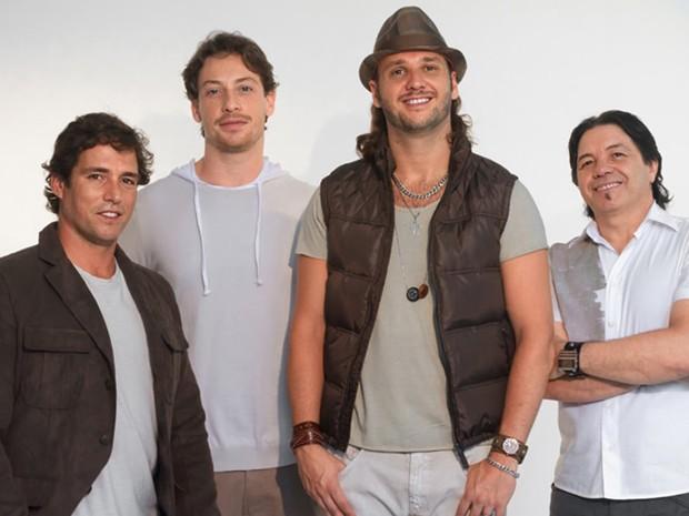 Falamansa fará show em Cubatão, na Baixada Santista (Foto: Divulgação)