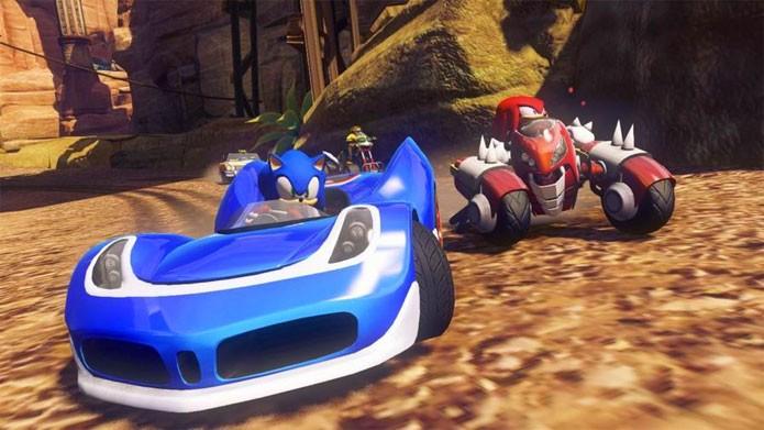 Sonic & All-Stars Racing Transformed (Foto: Divulgação)